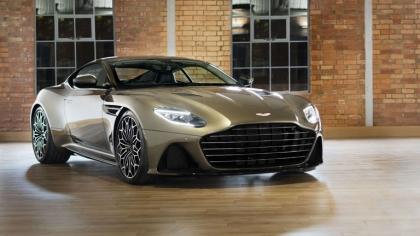 2019 Aston Martin DBS Superleggera OHMSS Edition
