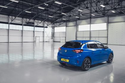 2019 Vauxhall Corsa-e 21