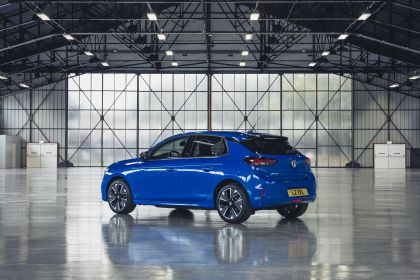 2019 Vauxhall Corsa-e 22