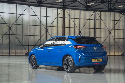 2019 Vauxhall Corsa-e 23