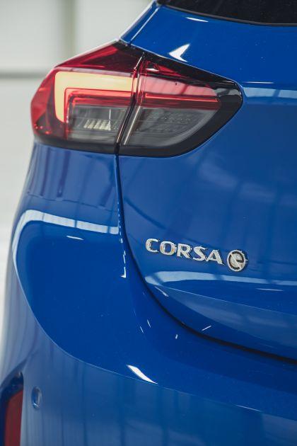2019 Vauxhall Corsa-e 56