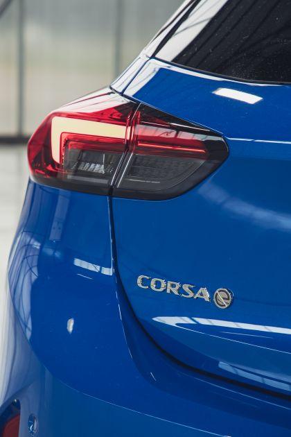 2019 Vauxhall Corsa-e 58