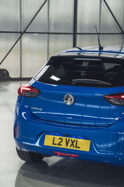 2019 Vauxhall Corsa-e 59