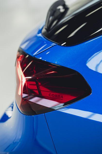 2019 Vauxhall Corsa-e 69