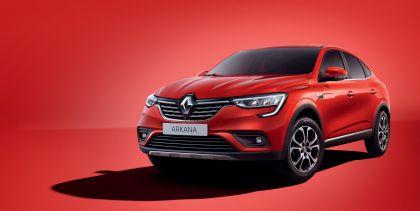 2019 Renault Arkana 12