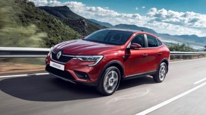 2019 Renault Arkana 1