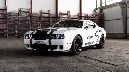 2019 Dodge Challenger SRT Hellcat Cerberus by GeigerCars 7