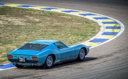 1971 Lamborghini Miura P400 S 4