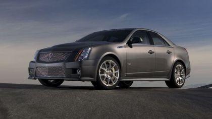 2008 Cadillac CTS-V 9