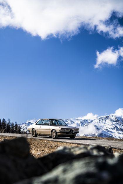 1969 BMW 2002 ti Garmisch ( 2019 recreation ) 21