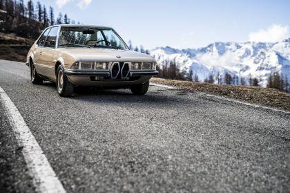 1969 BMW 2002 ti Garmisch ( 2019 recreation ) 23