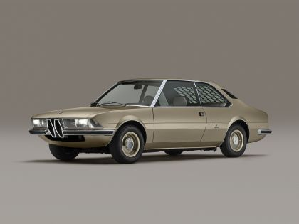 1969 BMW 2002 ti Garmisch ( 2019 recreation ) 31