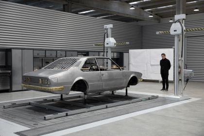 1969 BMW 2002 ti Garmisch ( 2019 recreation ) 59