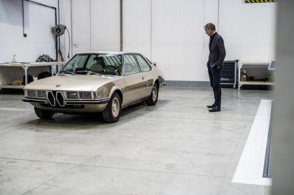 1969 BMW 2002 ti Garmisch ( 2019 recreation ) 84