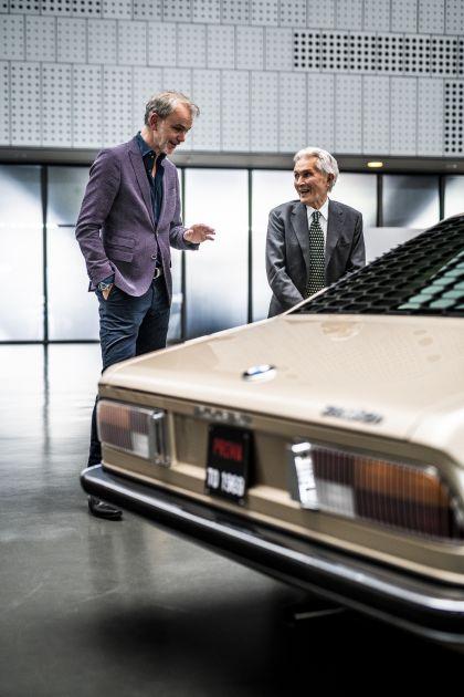 1969 BMW 2002 ti Garmisch ( 2019 recreation ) 89