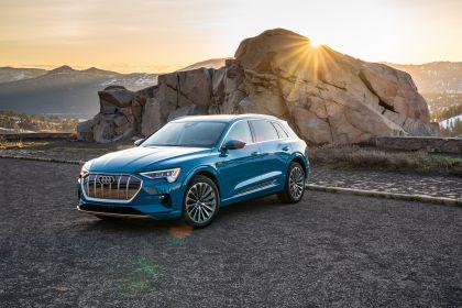 2019 Audi e-Tron - USA version 1