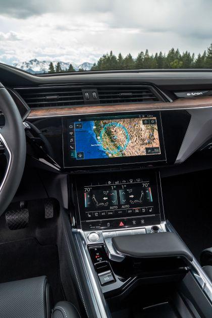 2019 Audi e-Tron - USA version 45