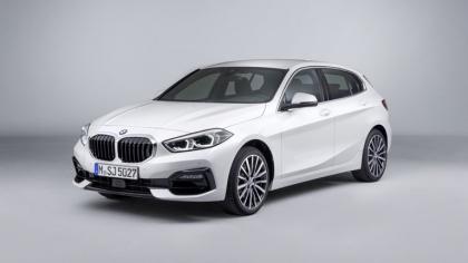 2019 BMW 118i ( F40 ) Sportline 5