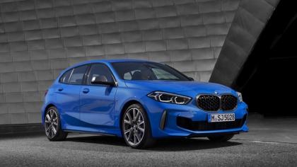2019 BMW M135i ( F40 ) xDrive 3