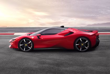 2019 Ferrari SF90 Stradale 7