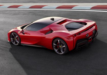 2019 Ferrari SF90 Stradale 8