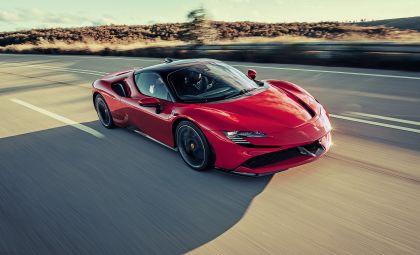2019 Ferrari SF90 Stradale 1