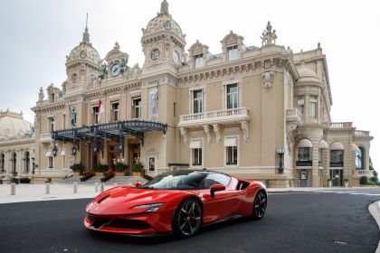 2019 Ferrari SF90 Stradale 13