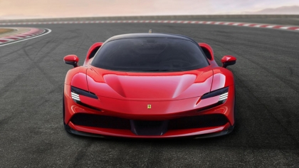 2019 Ferrari SF90 Stradale 9
