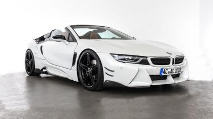 2019 BMW i8 roadster by AC Schnitzer 3