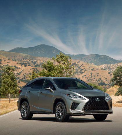2020 lexus rx 350l luxury - free high resolution car images