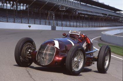 1939 Maserati 8CTF - Indianapolis winner 1