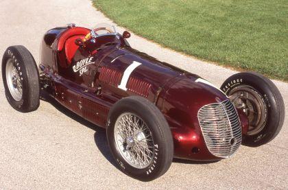 1939 Maserati 8CTF - Indianapolis winner 2