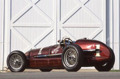 1939 Maserati 8CTF - Indianapolis winner 3