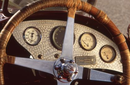 1939 Maserati 8CTF - Indianapolis winner 7