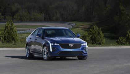 2020 Cadillac CT4-V 2