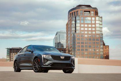 2020 Cadillac CT4-V 16