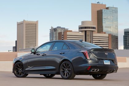 2020 Cadillac CT4-V 17
