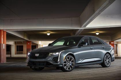 2020 Cadillac CT4-V 21