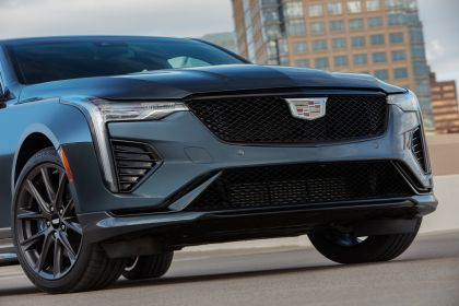 2020 Cadillac CT4-V 23