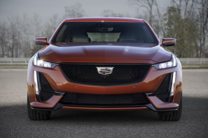2020 Cadillac CT5-V 4