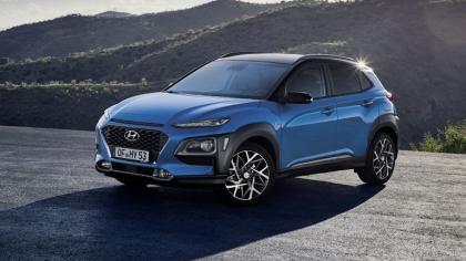 2020 Hyundai Kona hybrid 2