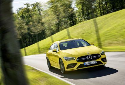 2019 Mercedes-AMG CLA 35 4Matic Shooting Brake 3
