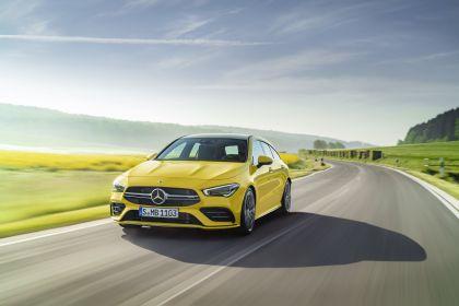 2019 Mercedes-AMG CLA 35 4Matic Shooting Brake 6