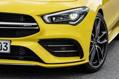2019 Mercedes-AMG CLA 35 4Matic Shooting Brake 17