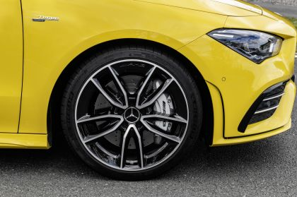 2019 Mercedes-AMG CLA 35 4Matic Shooting Brake 18