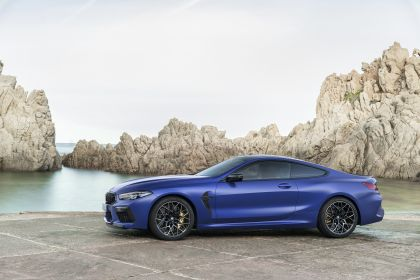 2019 BMW M8 ( F91 ) Competition coupé 14