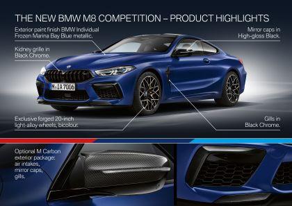 2019 BMW M8 ( F91 ) Competition coupé 52