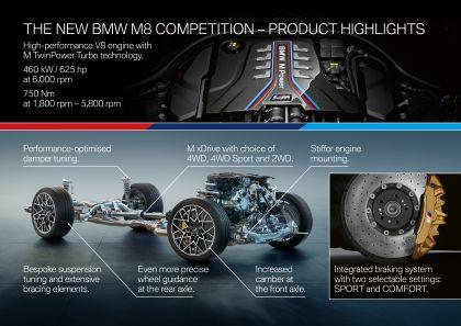 2019 BMW M8 ( F91 ) Competition coupé 53