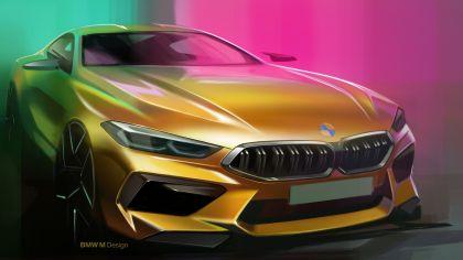 2019 BMW M8 ( F91 ) Competition coupé 55