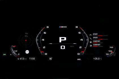 2019 BMW M8 ( F91 ) Competition coupé 260